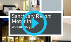 Sanctuary Resort - Coffs Harbour - Youtube Video